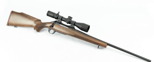 big-game rifles