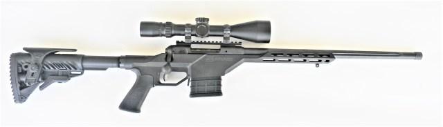 Savage Stealth Chassis Rifle