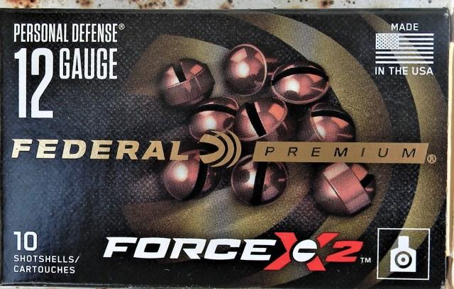 12-gauge buckshot package federal
