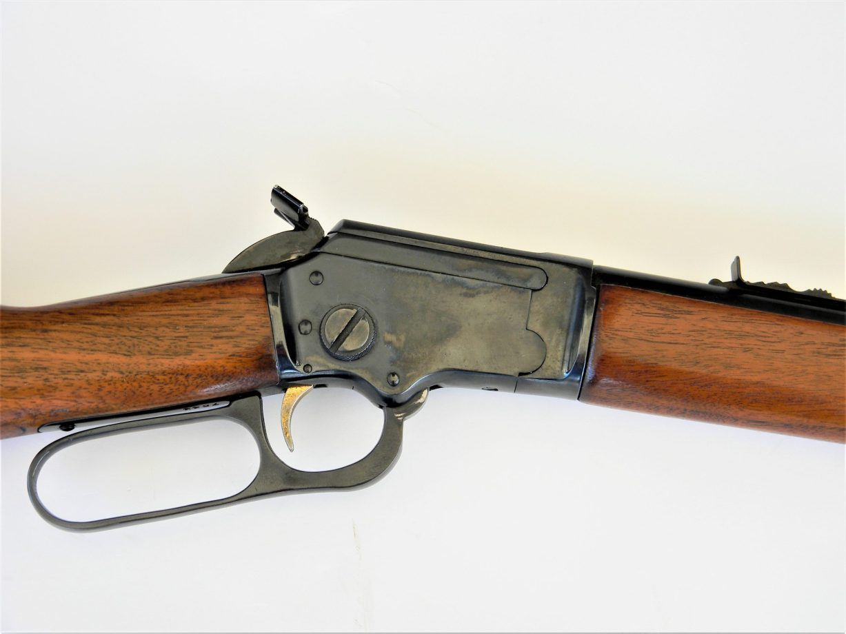 Marlin lever-action rifle
