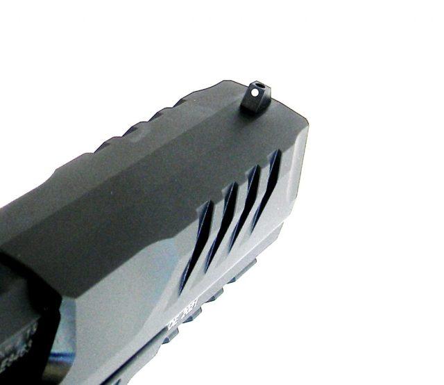 Front handgun sight