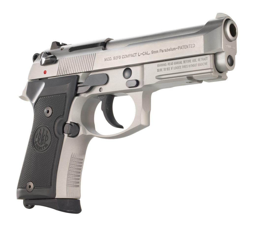 Beretta 92 Compact Inox