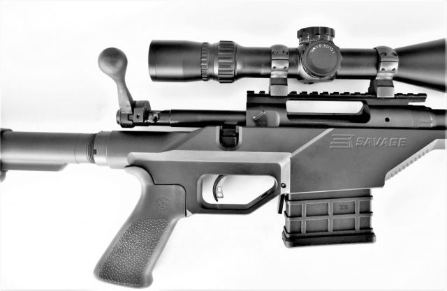 Savage Chassis Bolt-Action Rifle