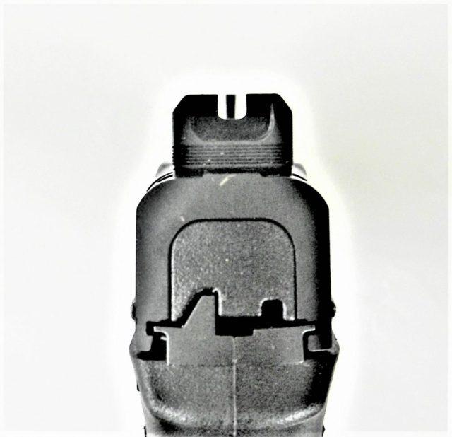 FN Pistol sights