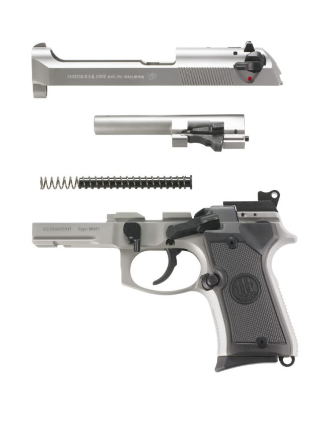 disassembled 92 compact