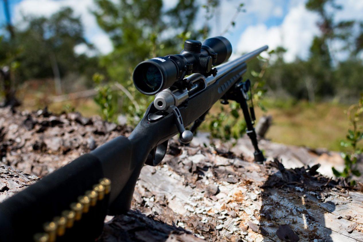 bipods hunting rifle