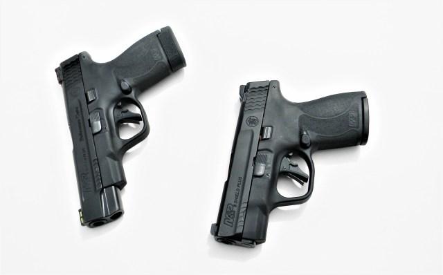 M&P Shield Plus Pistols