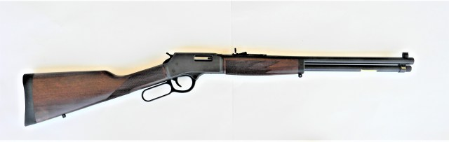Henry .45 Lever-Action Rifle