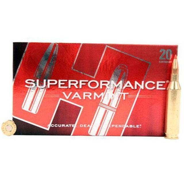 Hornady Superformance .243 Winchester varmint cartridges