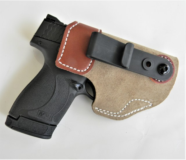 Leather Tuckable Holsters