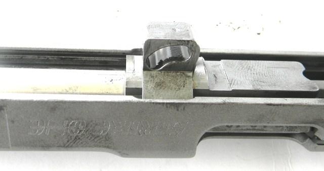 Arsenal Strike One lockup mechanism