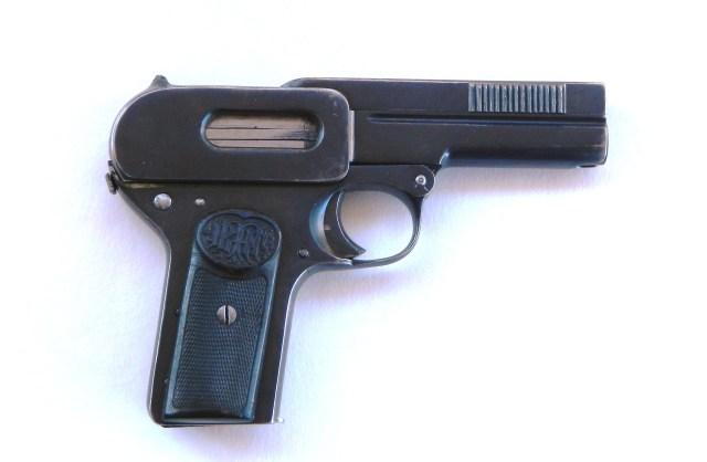 .32 ACP Pistol