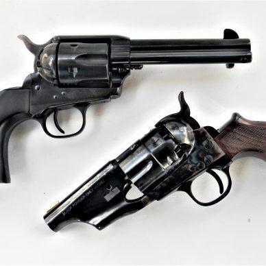 .45 Colt Single-Action Revolvers