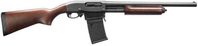 Remington 870 magazine fed best pump-action shotguns