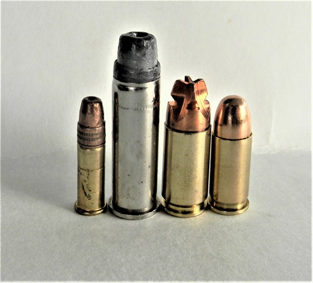 .32 ACP and other Handgun cartridges