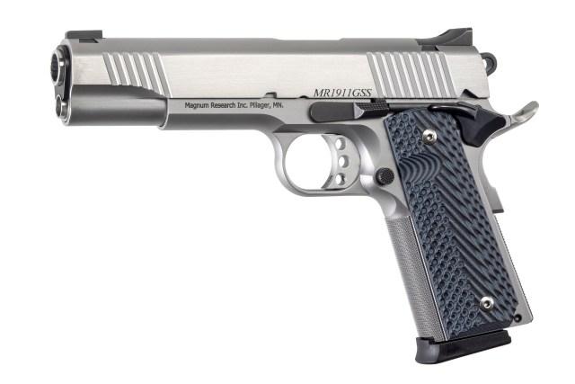 Magnum Research 1911 pistol