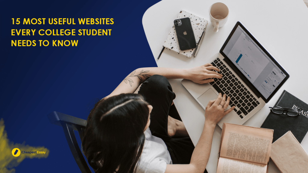 websites for college students