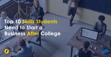 Start Business After College