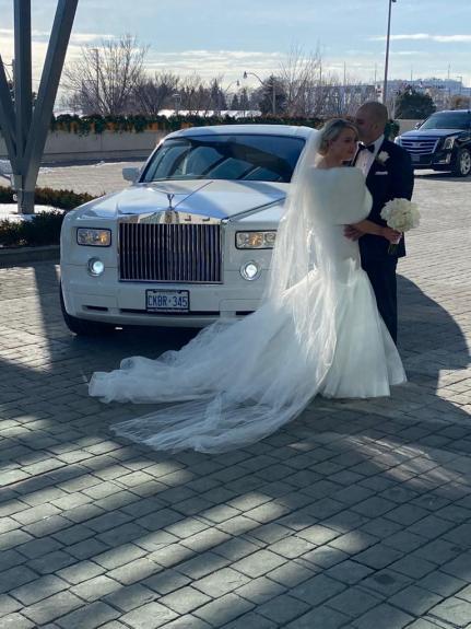 wedding limos in toronto