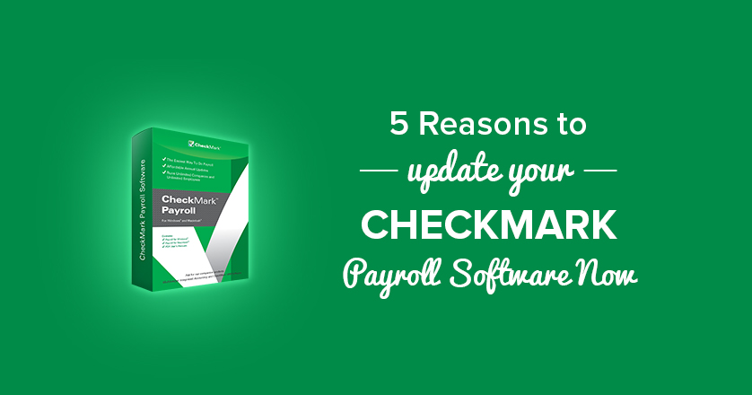 CheckMark payroll software