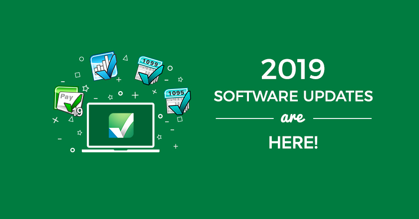 2019 Software Updates