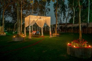 Cabana Candlelight Dinner in Gurgaon