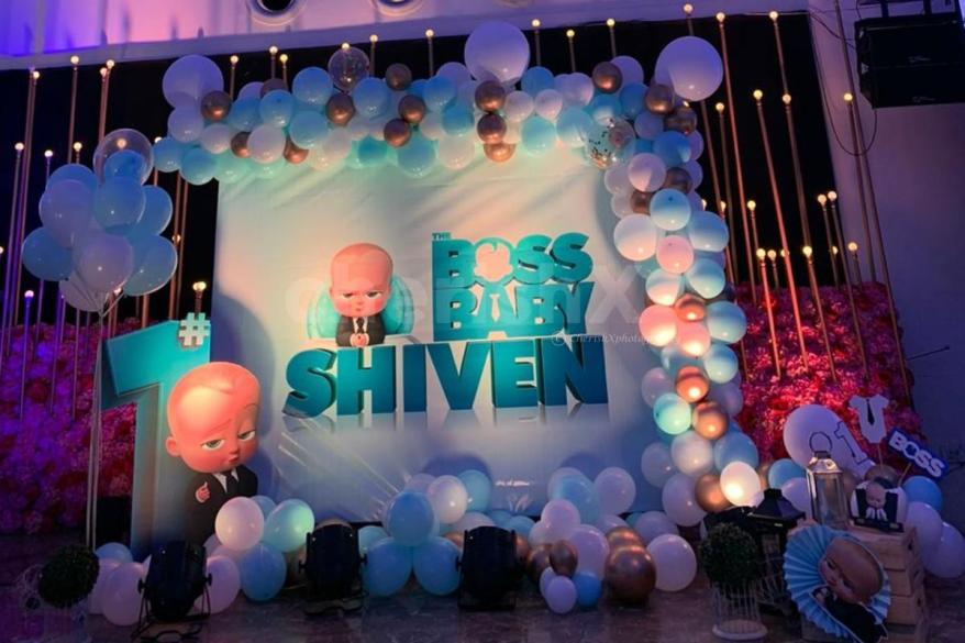 Consider these 7 theme surprise party for you child's birthday-boss baby