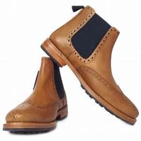 chelsea men boot