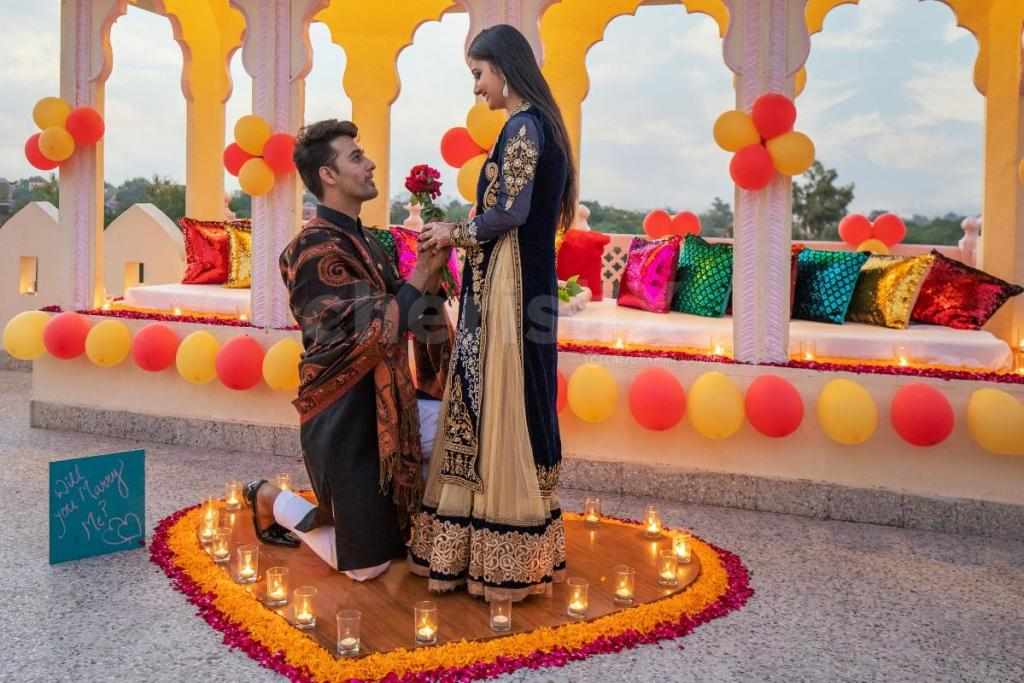 10 Safe Places to go on a Date this Valentine's Day 2021 in Jaipur- baradari