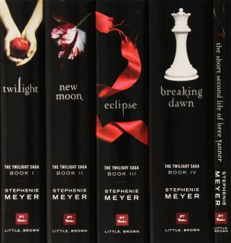 9 Incredible Books That Are Perfect Picks If You're a Hopeless Romantic- twilight