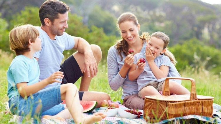 7 Little-known Fabulous Things You Should Do For Your DAD On this Father's Day-family having a picnic