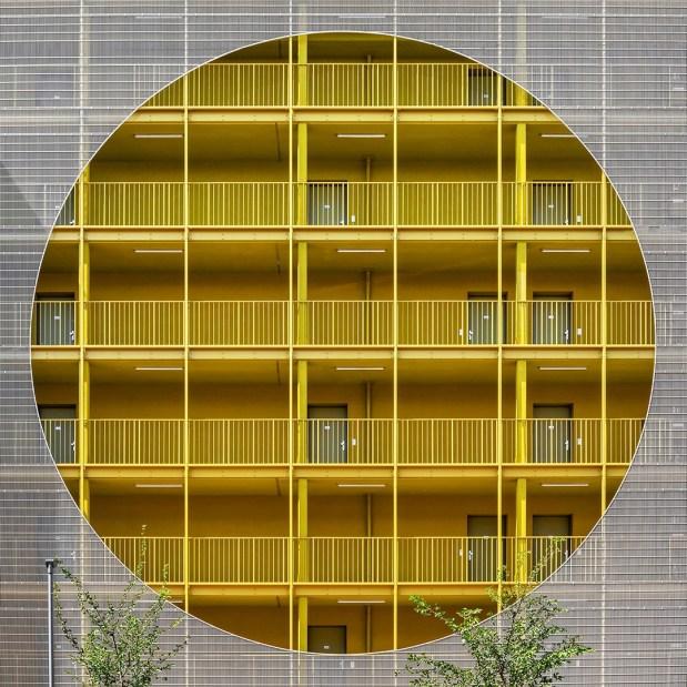 Residential Building, Vienna, 12th district (AUSTRIA)