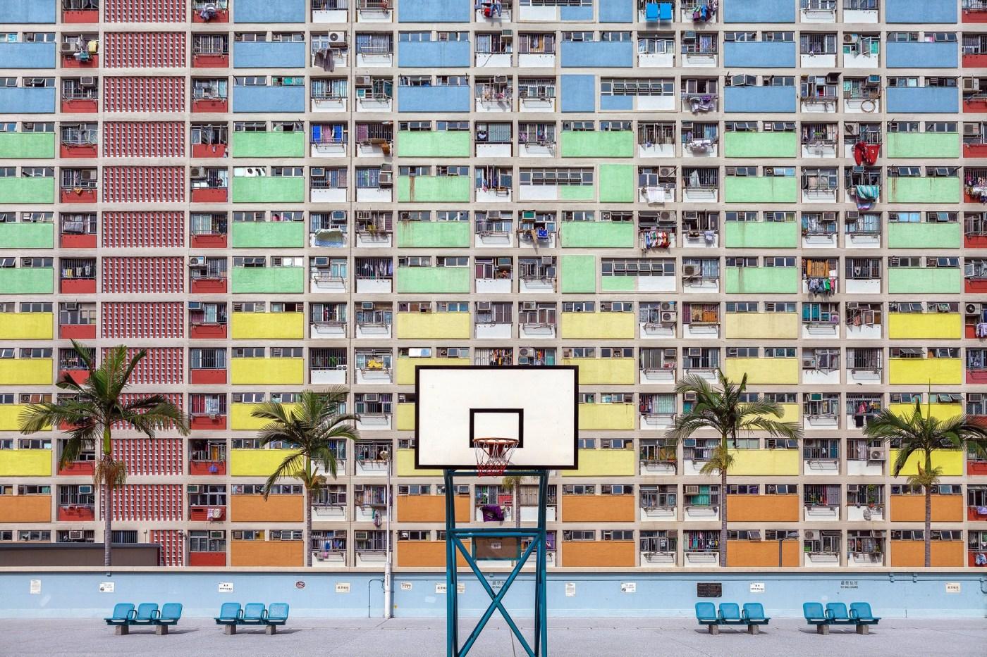 10 - Stacked Hong Kong