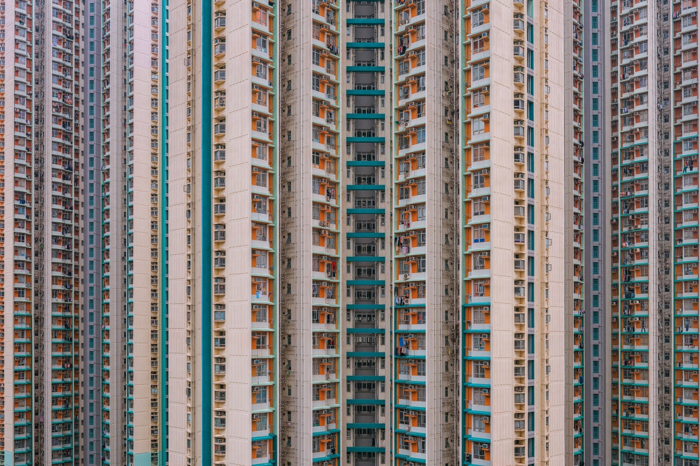 11 - Stacked Hong Kong