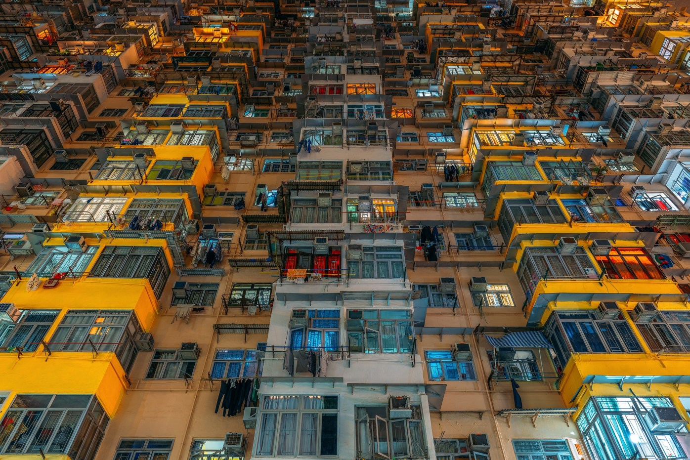 Little Boxes - The iconic Montane Mansions in Quarry Bay, Hong Kong