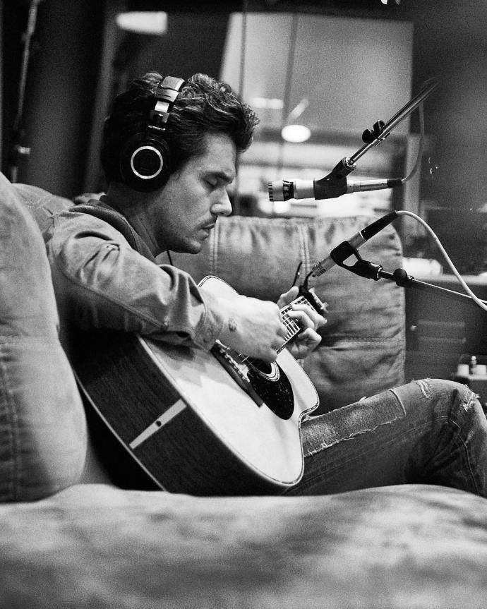 John Mayer by Daniel Prakopcyk