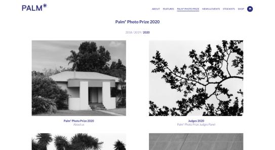 Palm Photo Prize