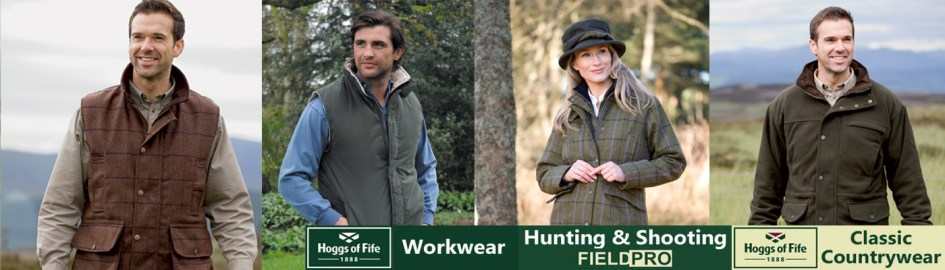 Hoggs of Fife Country Clothing