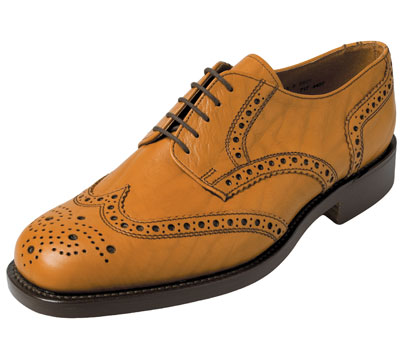 Hoggs of Fife Stirling Brogue Shoe