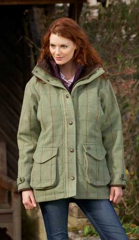 Sherwood Forest Windsor Tweed Jacket