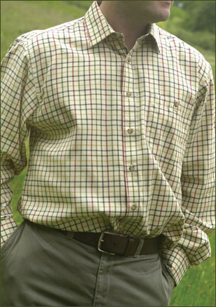 Bonart Cambridge Tattersall Shirt