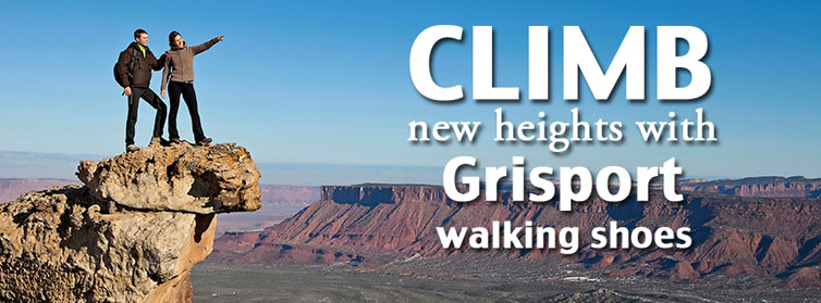 Grisport Ladies Walking Shoes