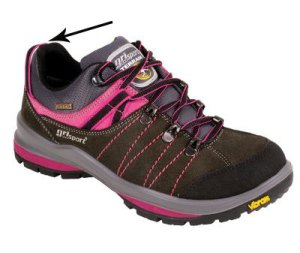 Magma-Lo Ladies Walking Shoes