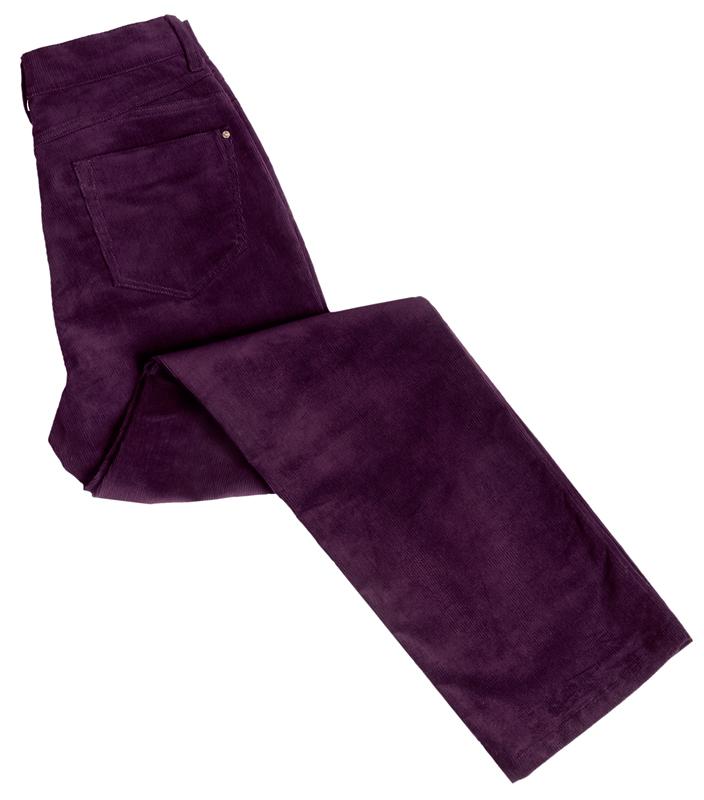 Ladies Stretch Moleskin Trousers