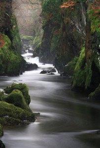 Fairy Glen Wales