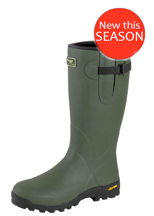 Hoggs of Fife Field Sport 365 cotton lined wellington boot