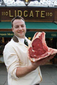 danny lidgates butcher - game meat BBQ suggestions