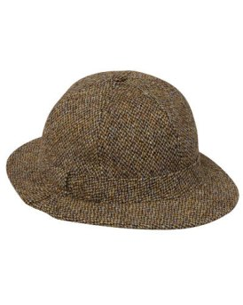 hoggs of fife harris tweed deerstalker