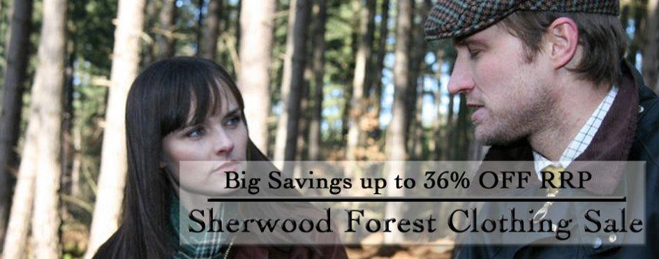 sherwood clothing sale
