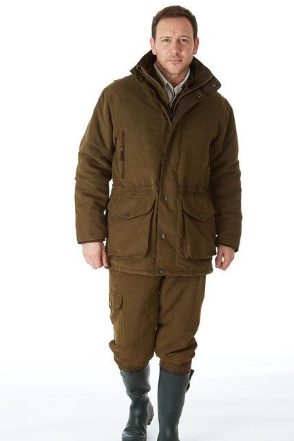 Sherwood forest gadwall jacket